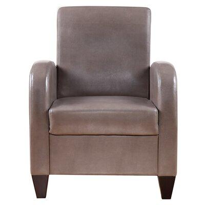 Kaelyn Armchair Upholstery: Khaki