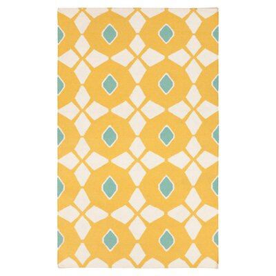 Harietta Antique White Geometric Area Rug Rug Size: Rectangle 8 x 11