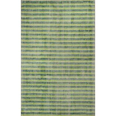 Galvan Green Horizons Area Rug Rug Size: 8 x 10