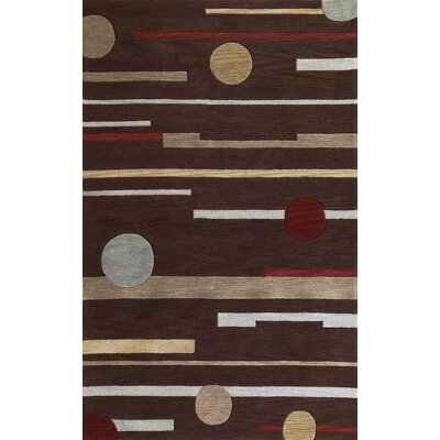 Correa Brown Horizons Rug Rug Size: Rectangle 9 x 13