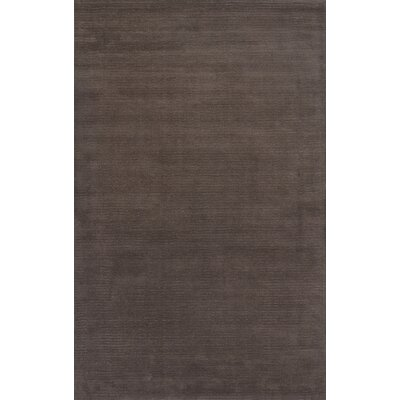 Galvan Hand Woven Wool Mocha Area Rug Rug Size: Rectangle 33 x 53