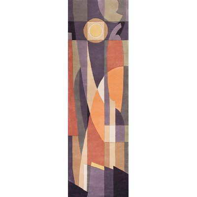 Estrada Pastel Visions Area Rug Rug Size: Runner 26 x 8