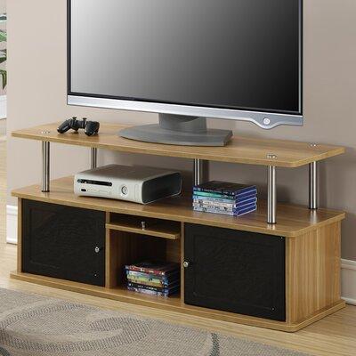 Edwin 47.25 TV Stand Color: Light Oak