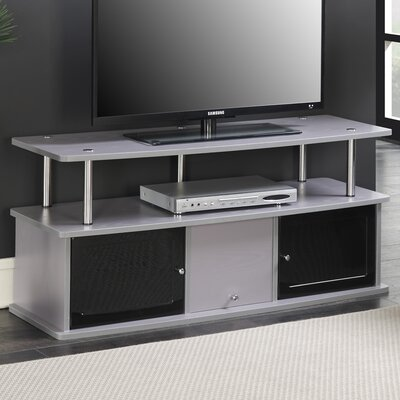 Edwin 47.25 TV Stand Color: Gray