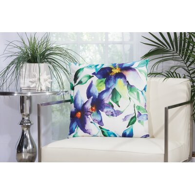 Arietta Indoor/Outdoor Throw Pillow