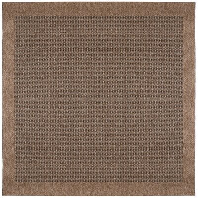 Felipe Spice Indoor/Outdoor Area Rug Rug size: Square 76