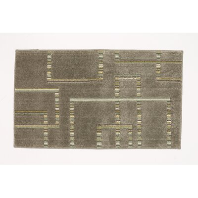 Singleton Musturd Area Rug Rug Size: Rectangle 18 x 210