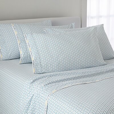 Behne Diamond Sheet Set Size: Twin