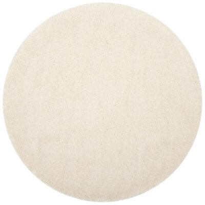 Schmitt Rectangle Beige Area Rug Rug Size: Rectangle 8 x 10