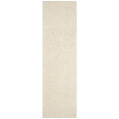 Schmitt Rectangle Beige Area Rug Rug Size: Runner 23 x 8