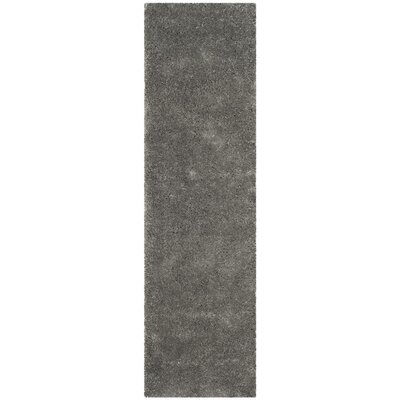 Schmitt Gray Area Rug Rug Size: Rectangle 6 x 9