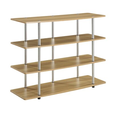 Georgette 47 TV Stand Color: Light Oak