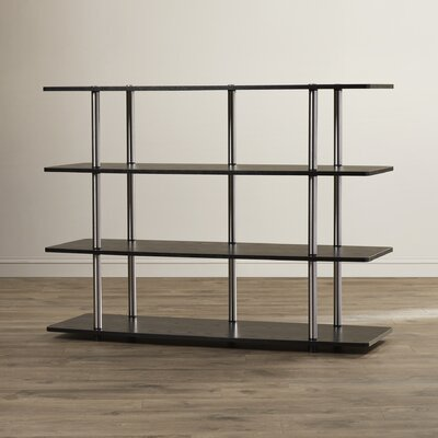 Georgette 47 TV Stand Finish: Black