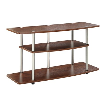 Georgette 42 TV Stand Finish: Cherry