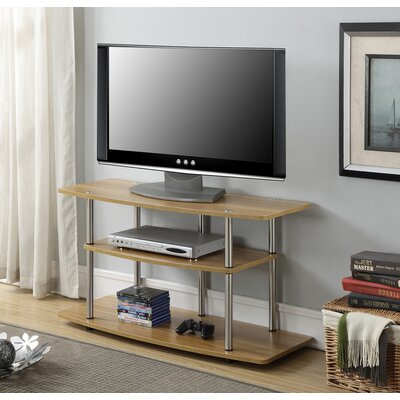 Georgette 42 TV Stand Color: Light Oak