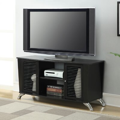 Georgette 47.25 TV Stand Finish: Black