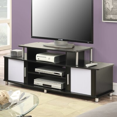 Edwin 60 TV Stand Color: Black