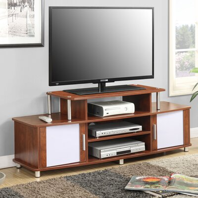 Edwin 60 TV Stand Color: Cherry