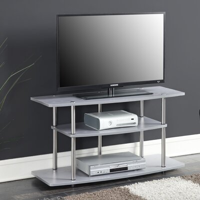 Georgette 42 TV Stand Color: Gray