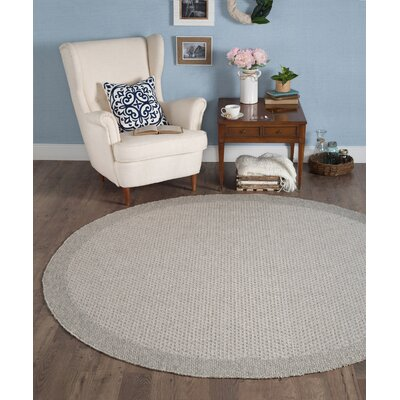 Felipe Gray Indoor/Outdoor Area Rug Rug size: 76 x 103