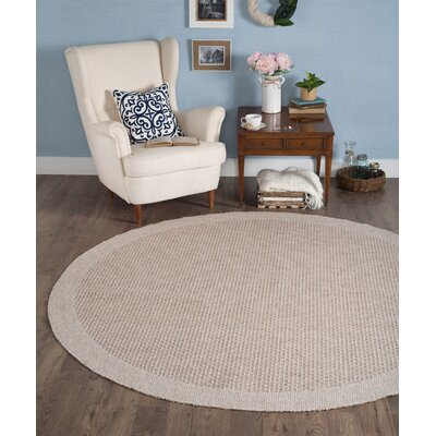 Felipe Taupe Indoor/Outdoor Area Rug Rug size: Rectangle 5 x 73