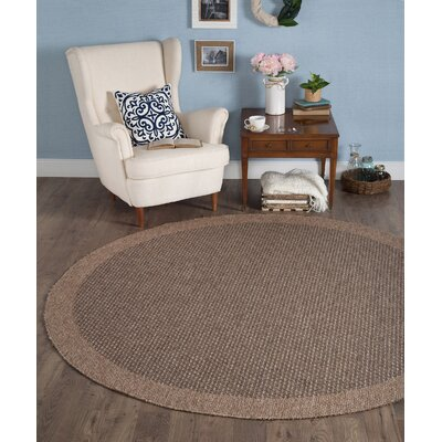Felipe Spice Indoor/Outdoor Area Rug Rug size: Round 76