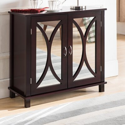 Anabella Wood Door Console Table
