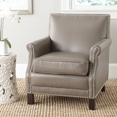 Layfield Club Chair Upholstery: Clay