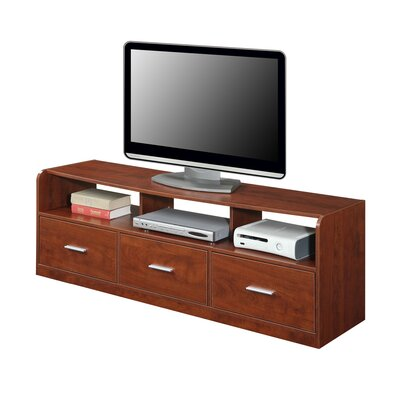 Georgette 60 TV Stand Color: Cherry