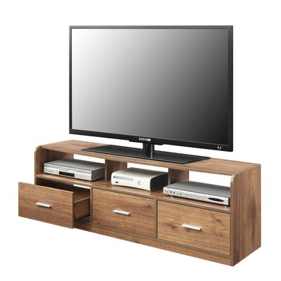 Georgette TV Stand Finish: Mocha