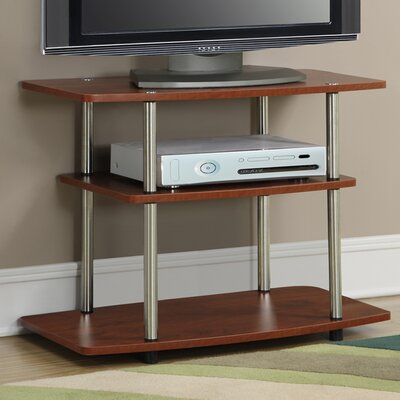 Edwin 31.5 TV Stand Color: Cherry