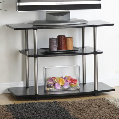 Edwin 31.5 TV Stand Color: Black