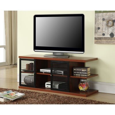 Georgette 47.25 TV Stand Color: Cherry