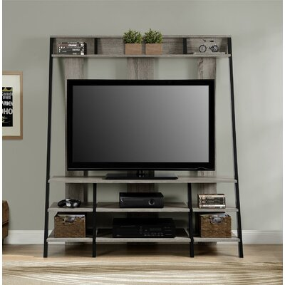 Russel Entertainment Center Color: Sonoma Oak