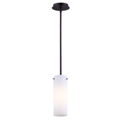 Alayah 1-Light Mini Pendant Finish: Oil Rubbed Bronze