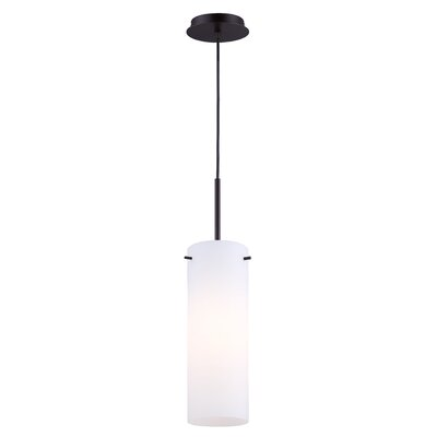 Hays 1-Light Mini Pendant Finish: Oil Rubbed Bronze