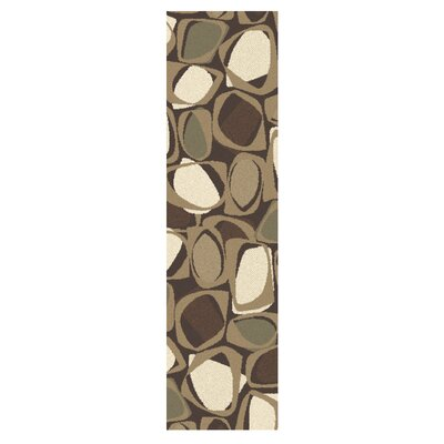 Harriet Brown/Beige Area Rug