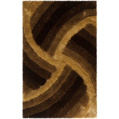 Dane Shag Rug Rug Size: Rectangle 26 x 4