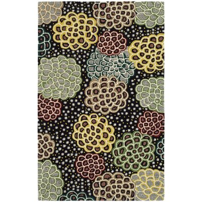 Chidi Contemporary Area Rug Rug Size: 36 x 56