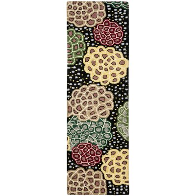 Chidi Contemporary Area Rug Rug Size: Runner 26 x 8