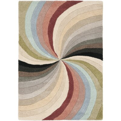 Chidi Abstract Area Rug Rug Size: 2 x 3