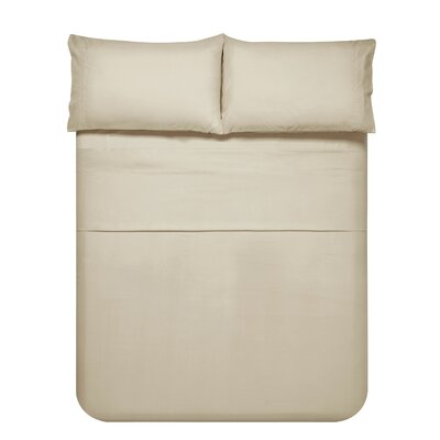 Sariah Super Soft 4 Piece Sheet Set Color: Oatmeal