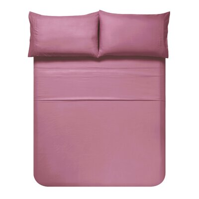 Sariah Super Soft 4 Piece Sheet Set Color: Lilas