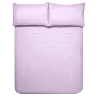 Sariah Super Soft 4 Piece Sheet Set Color: Lilac