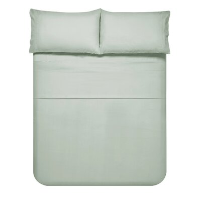 Sariah Super Soft 4 Piece Sheet Set Color: Gray