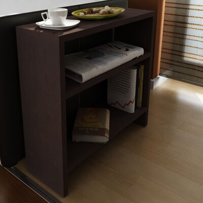Chane End Table Color: Wenge