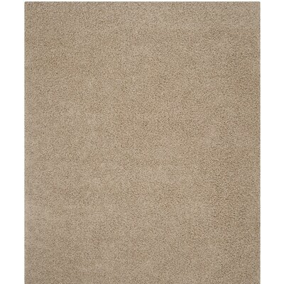 Bovingdon Beige Area Rug Rug Size: Rectangle 8 x 10