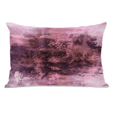 Leona Lumbar Pillow Color: Fuchsia