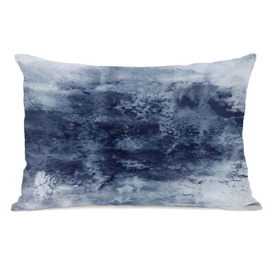 Leona Lumbar Pillow Color: Gray