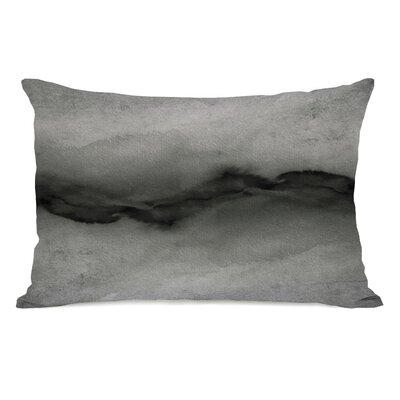 Rayna Golden Lumbar Pillow Color: Gray
